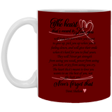 Couples Mug For Fiance And Fiancee - Trent Shelton - Magic Proposal