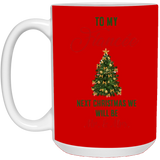 Next Christmas Will Be Mr Ms - Meaningful For Fiancee - Christmas Gift For Couples