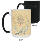 Elegant Design Mug for Parents-in-law - Christmas Proposal Gift
