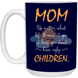 Funny Coffee Mug For Mother - Magic Proposal