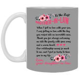 Touching Gift Ideas For Mother-in-law - To The Best Mother In Law Mug - Magic Proposal