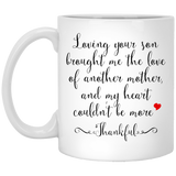Awesome Coffee Mug for Mother-in-law - Magic Proposal