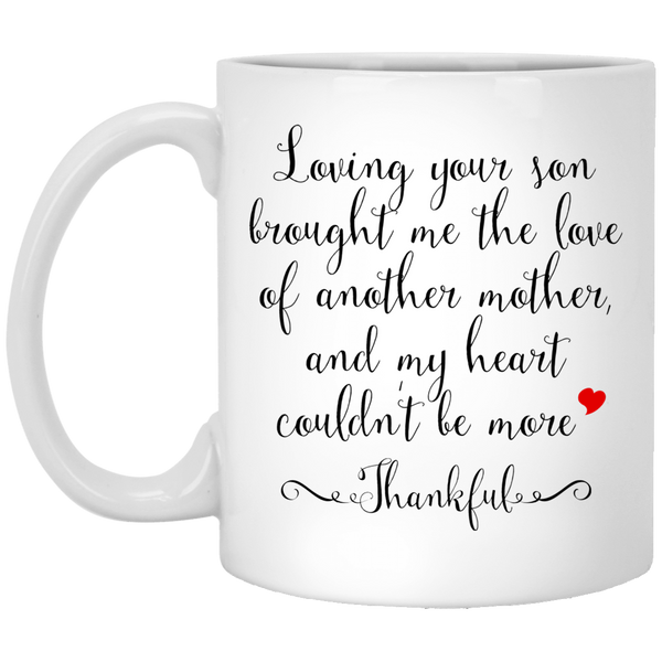 Awesome Coffee Mug for Mother-in-law - Valentine's Day Gift