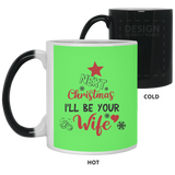 Best Christmas Gifts For Fiance Male 2019 - From Future Wife Mug - Christmas Gift For Couples