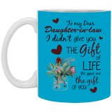 To My Daughter-In-Law - Valentine's Day Gift
