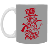 Best Christmas Gifts For Fiancee Female 2019 - Non Snowflakes Mug - Magic Proposal