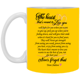 Couples Mug For Fiance And Fiancee - Trent Shelton - Christmas Gift For Couples