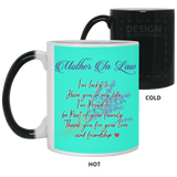 Future Mother In Law Gifts - Lavender Coffee Mugs - Magic Proposal