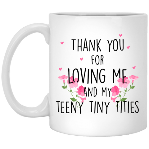 My Teeny Tiny Titties Mug - Magic Proposal