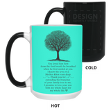 Tree Mug for Parents-in-law - Christmas Gift For Couples