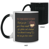 Mug For Father In Law - Magic Proposal