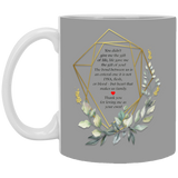 Elegant Design Mug for Parents-in-law - Magic Proposal