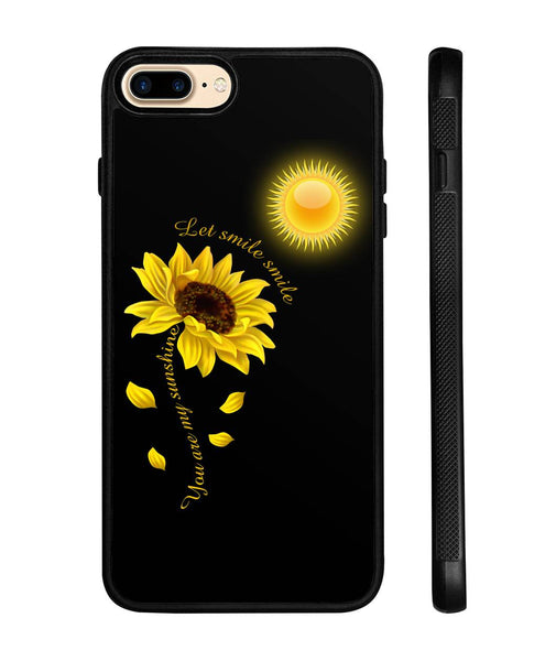 Meaningful Gift Ideas - Sunflower Phone Case - Christmas Gift For Couples