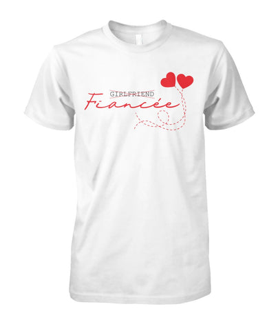 Girlfriend Fiancee Shirt - Magic Proposal