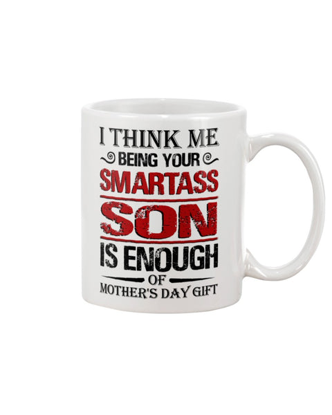 Me Being Your Son - Christmas Gift For Couples