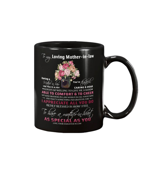 Loving Mother-in-law - Christmas Gift For Couples