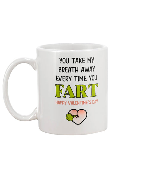 You Take My Breath Away - Christmas Gift For Couples