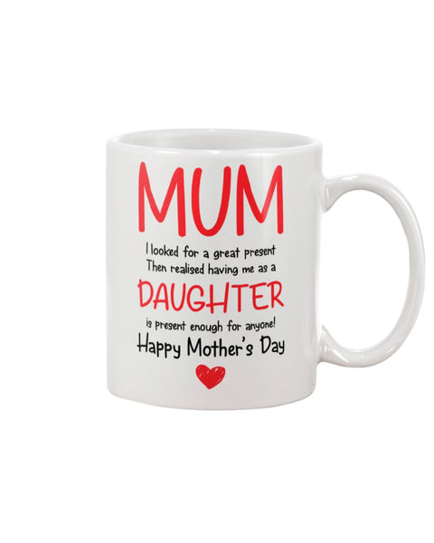 Daughter Present For Anyone - Christmas Gift For Couples