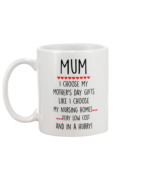 I Choose Mother's Day Gifts - Christmas Gift For Couples