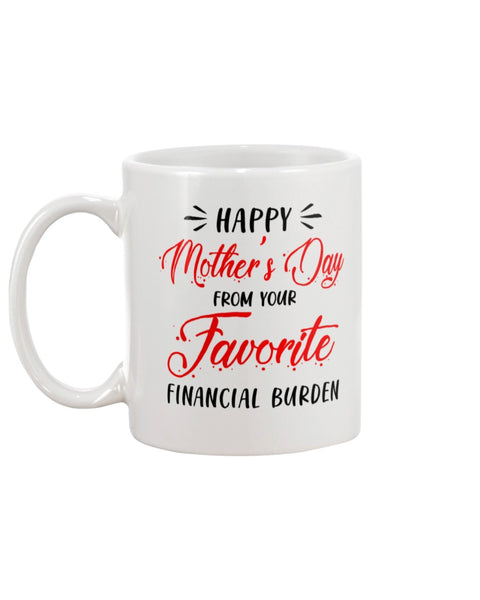 From Your Favorite Financial Burden - Christmas Gift For Couples