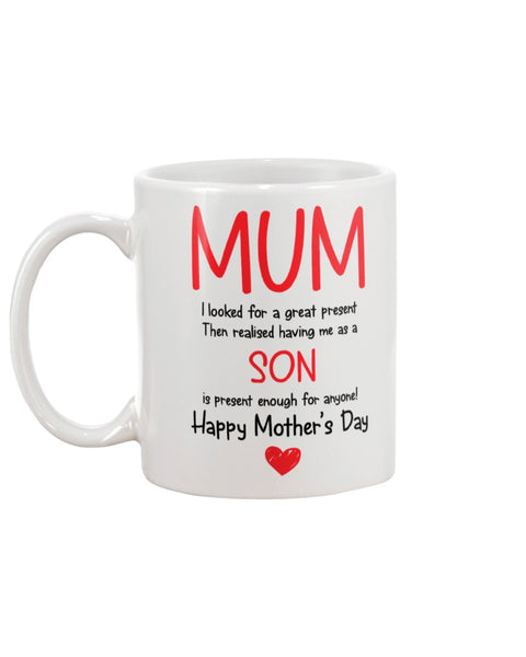 Son Present For Anyone - Christmas Gift For Couples