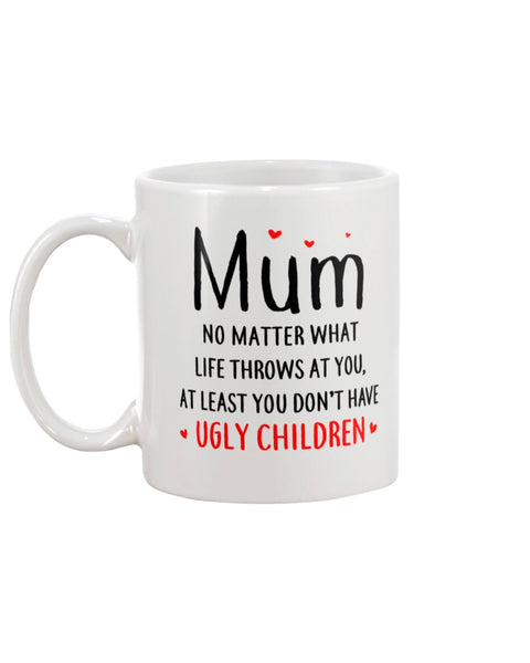 Mum Ugly Children - Christmas Gift For Couples