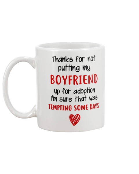 Temping Some Days - Christmas Gift For Couples