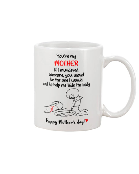 You're My Mother - Christmas Gift For Couples