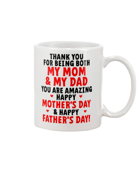 Being Mom Dad - Christmas Gift For Couples