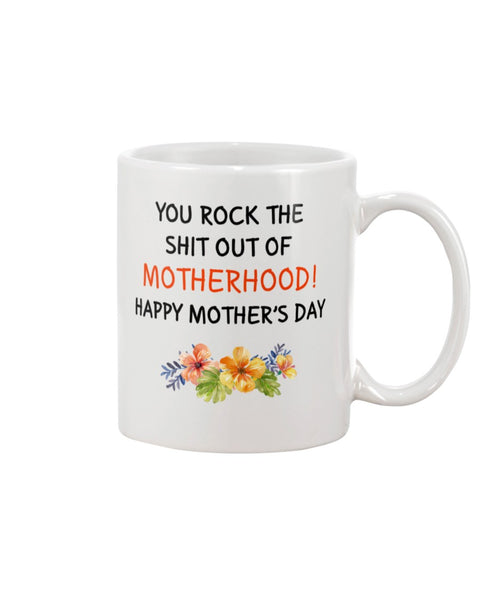 Rock Motherhood - Christmas Gift For Couples