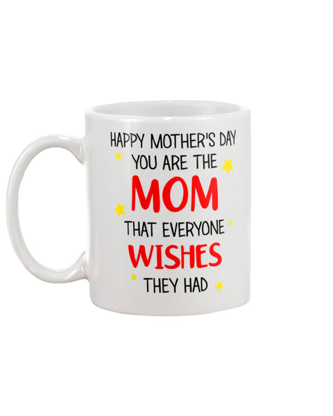 Mom Everyone Wishes They Had - Christmas Gift For Couples