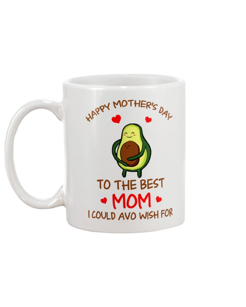 Best Mom Avo Wish For - Christmas Gift For Couples
