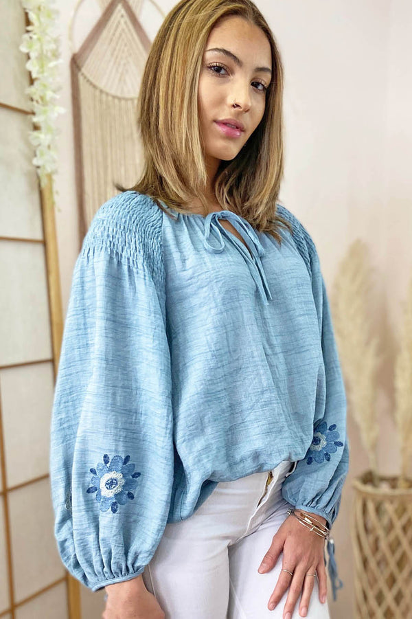 embroidered-lightweight-top