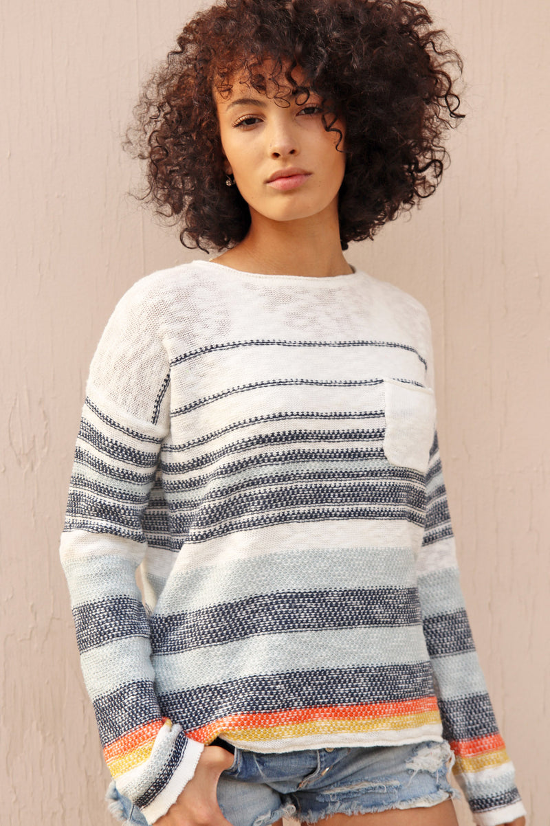 lightweight casual sweater