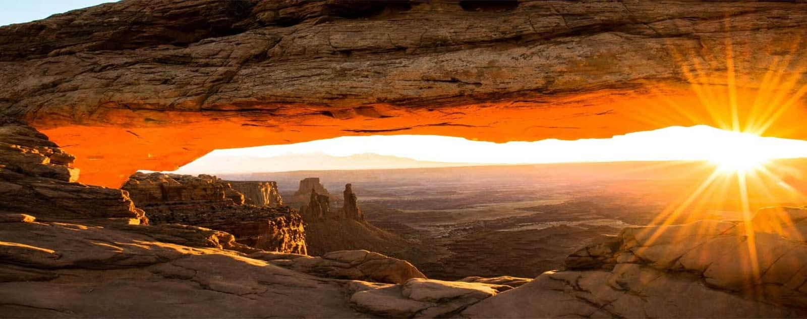 canyonlands parc national island in the sky