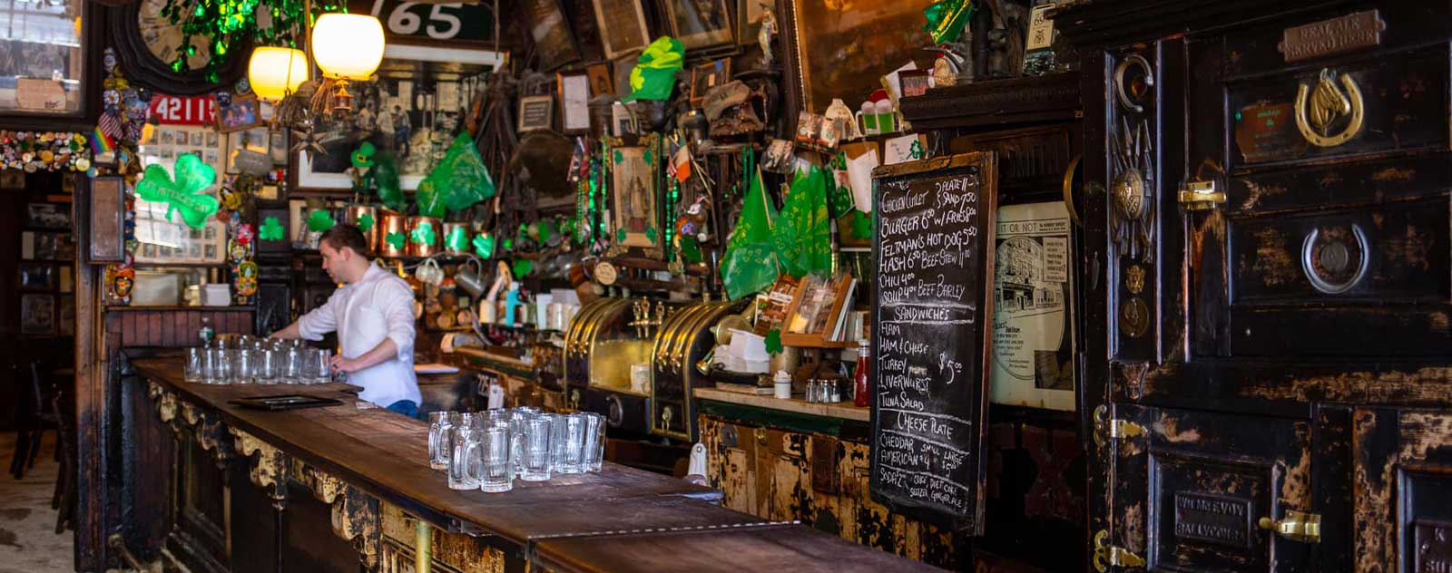 mcsorley s old ale house bar new york