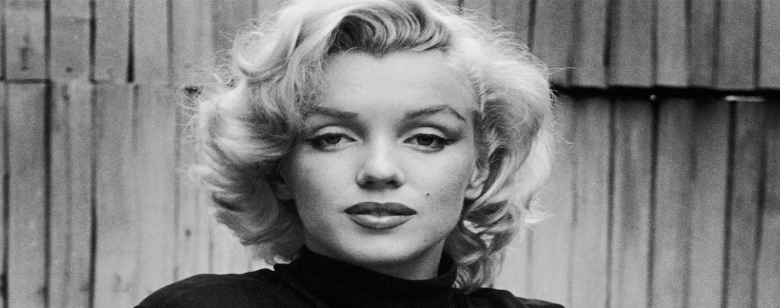 portrait marilyn monroe