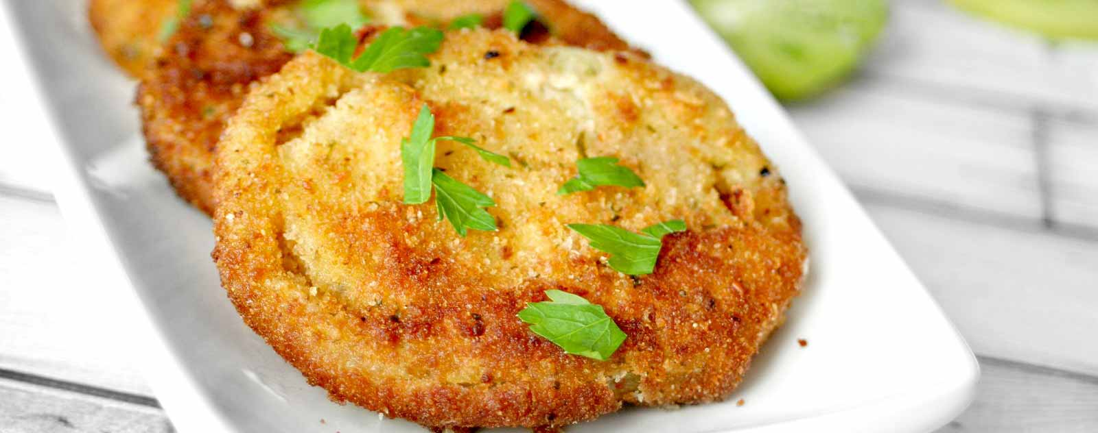 recette usa fried green tomatoes
