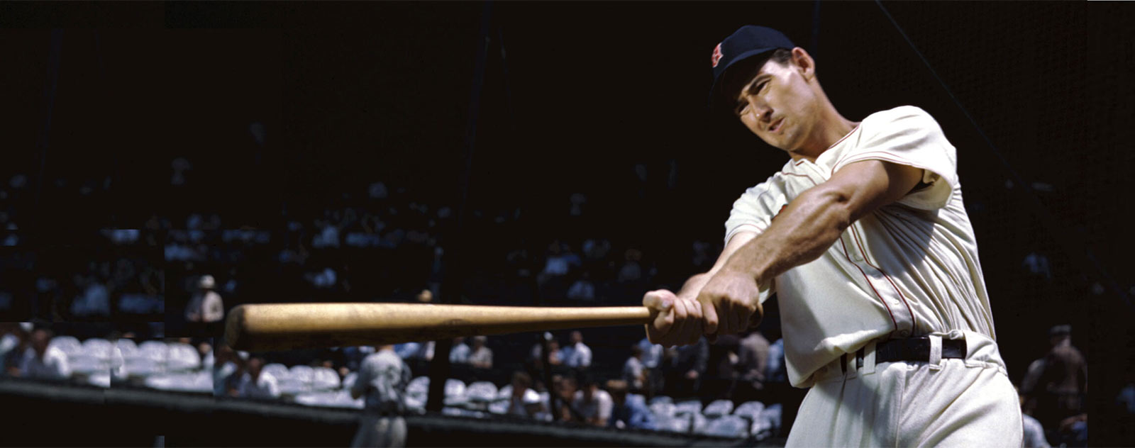 ted williams joueur baseball