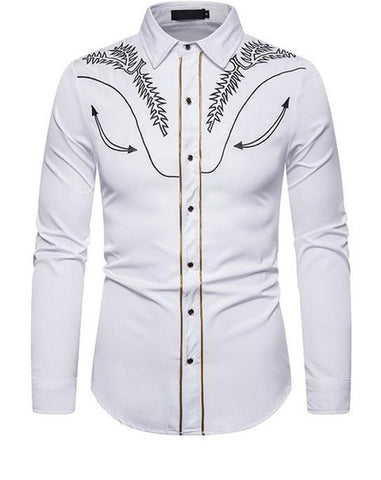Chemise Western Country