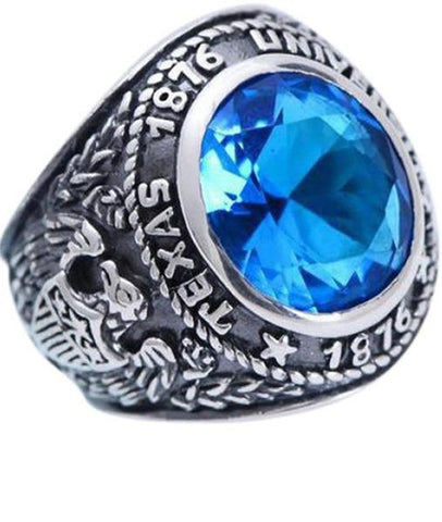 bague college americain
