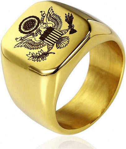 bague homme chevaliere americaine