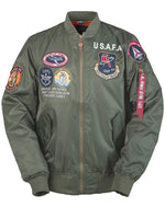 blouson us air force academy