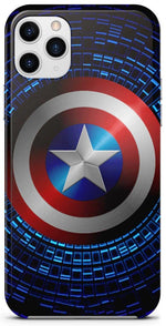 coque iphone captain america