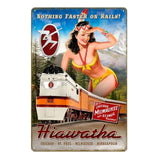 deco pin up train rapide