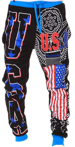 jogging americain homme