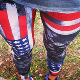 legging us mode fille