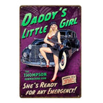 plaque decoration pin up