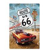 plaque muscle car us