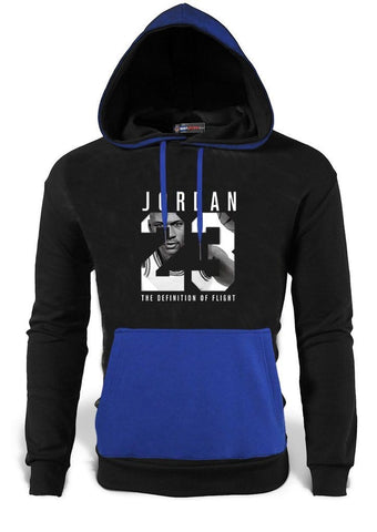sweat capuche americain